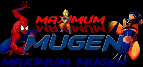 ... 'TOP 70 MUGEN SITES'. Also has a good number of characters for download